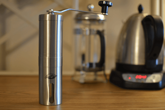How to Change The Grind Setting On The JavaPresse Manual Coffee Grinder