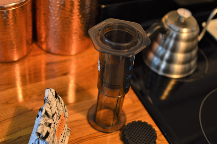 2 Ways To Brew Aeropress Coffee For Two People At Once
