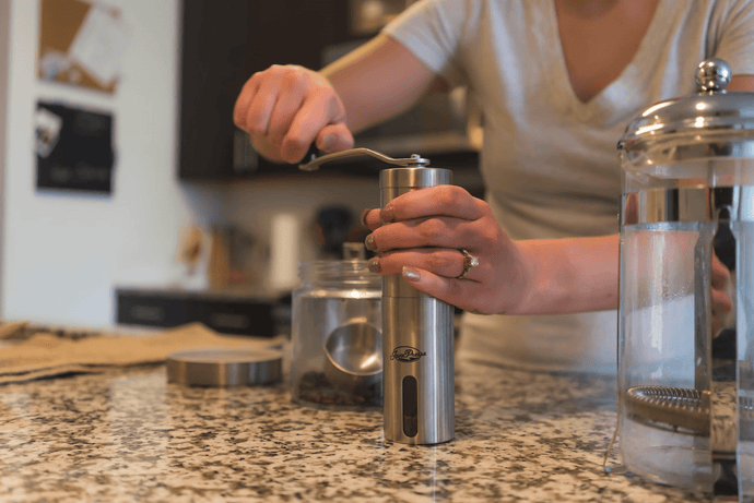 Why You Should Never Grind All Your Coffee At The Same Time