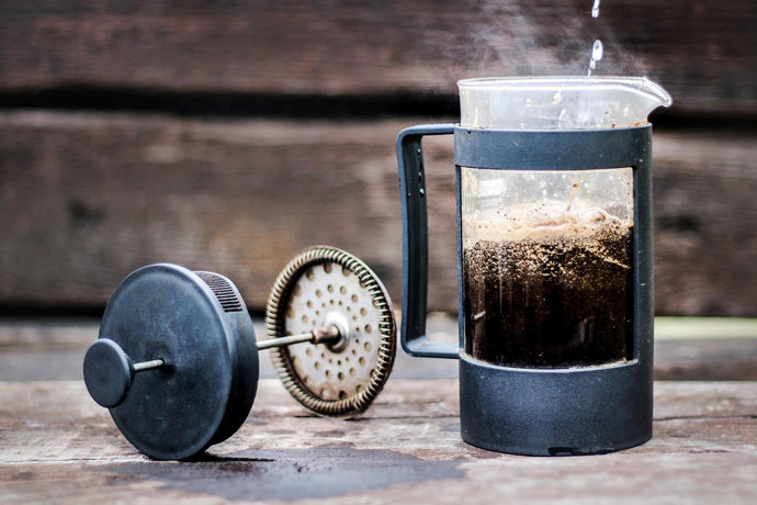 An Effective Budget French Press Coffee Setup