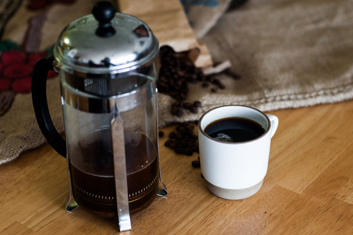 The Easy Guide To Cleaning Your French Press