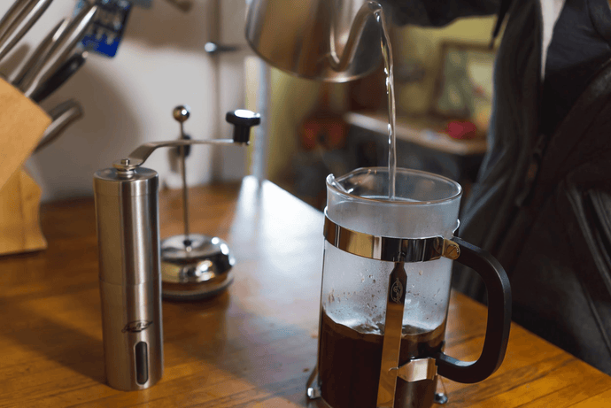 Why You Should Ditch Your Drip Coffee Pot For A French Press
