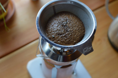 Pour over coffee is popular within the specialty coffee industry