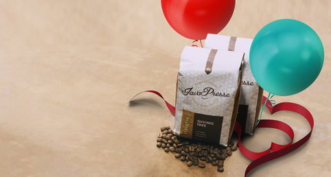 javapresse coffee subscription gift