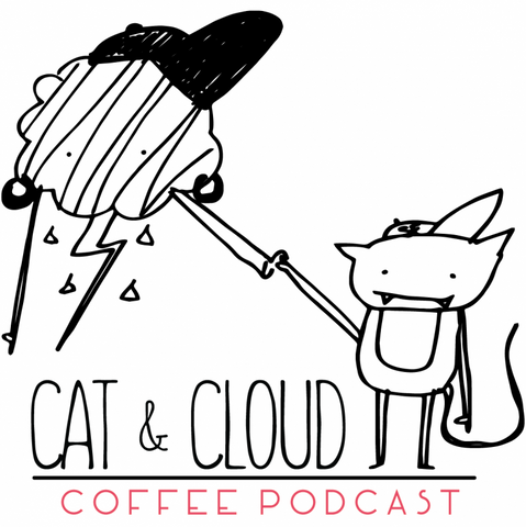cat and cloud coffee podcast
