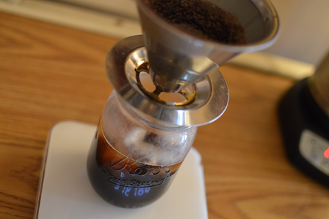 differences between drip and pour over coffee