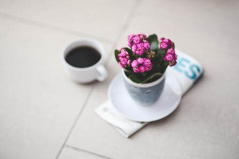 floral coffee aftertaste