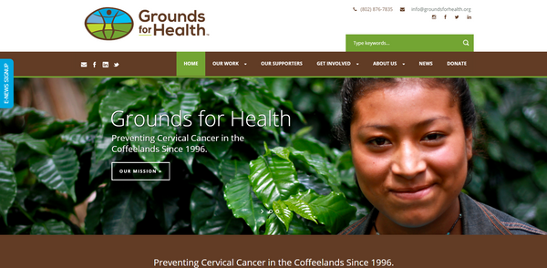 grounds for health coffee charity javapresse