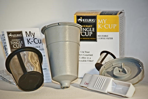 3 Reasons Reusable Keurig Filters Are The Only K-Cups You Should