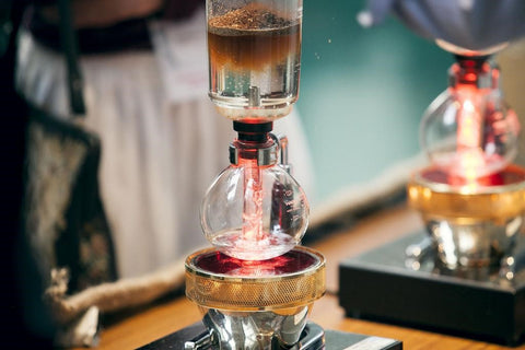 siphon coffee guide