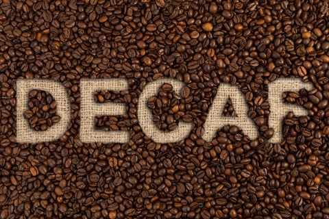 specialty decaf coffee