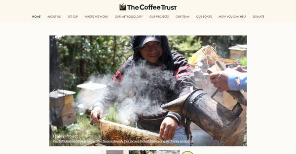the coffee trust organization