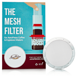 Reusable Metal Filter for AeroPress Coffee Maker