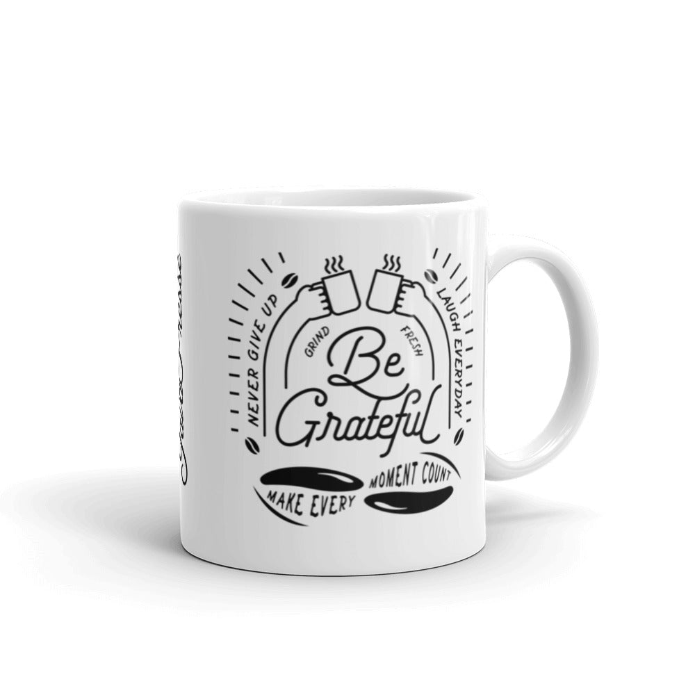 FREE Stay Grounded Coffee Mug