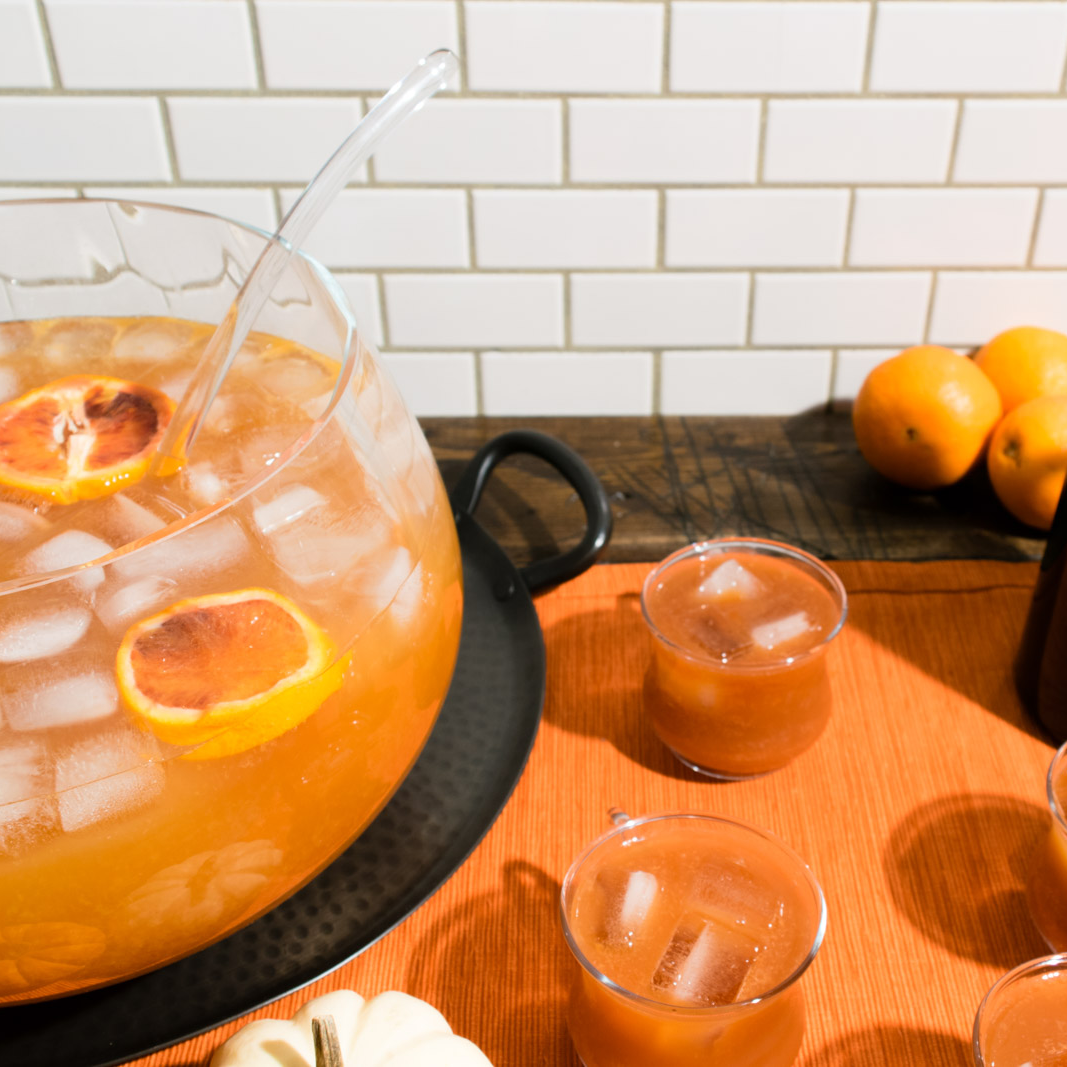 Recipe - Buzzed Blood Orange Punch - Grady's Cold Brew