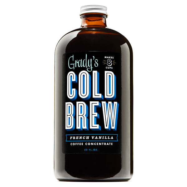 Cold Brew Coffee Concentrate 32oz Variety Pack (Case of 6) - Grady's Cold Brew