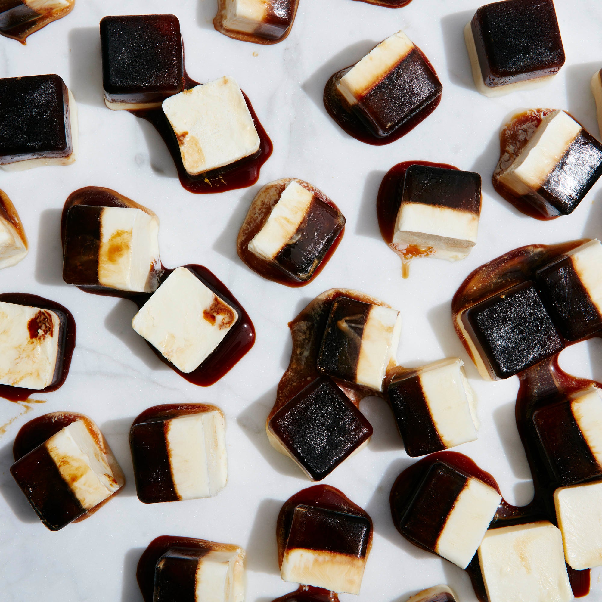 Recipe - Grady's Half and Half Ice Cubes - Grady's Cold Brew