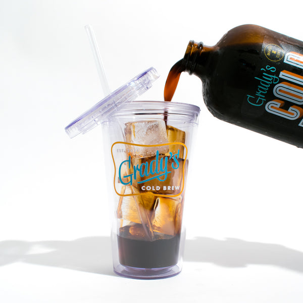 To-Go Tumbler - Grady's Cold Brew
