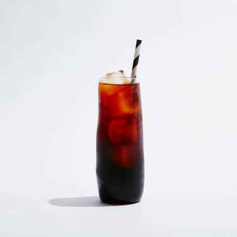 Recipe - Grady's Iced Coffee Spritzer - Grady's Cold Brew