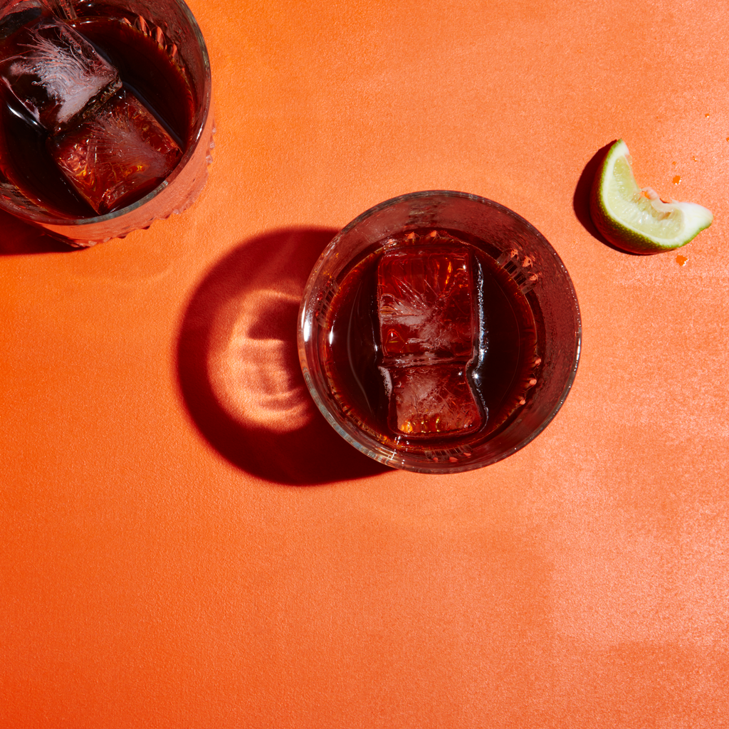 Recipe - Grady's Manhattan - Grady's Cold Brew