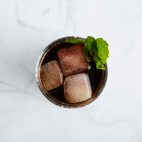 Recipe - Grady's Mint Iced Coffee - Grady's Cold Brew