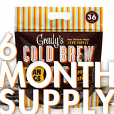 Cold Brew Kit (6 Month Supply) - Grady's Cold Brew