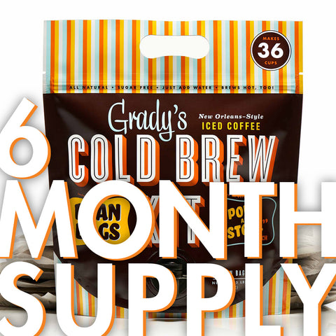Cold Brew Kit (6 Month Supply)