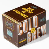 Cold Brew Coffee Concentrate Bag in Box - Grady's Cold Brew