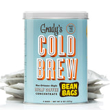 Decaf Bean Bag Can - Grady's Cold Brew