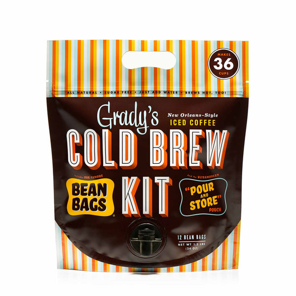 Cold Brew Kit (3 Month Supply)