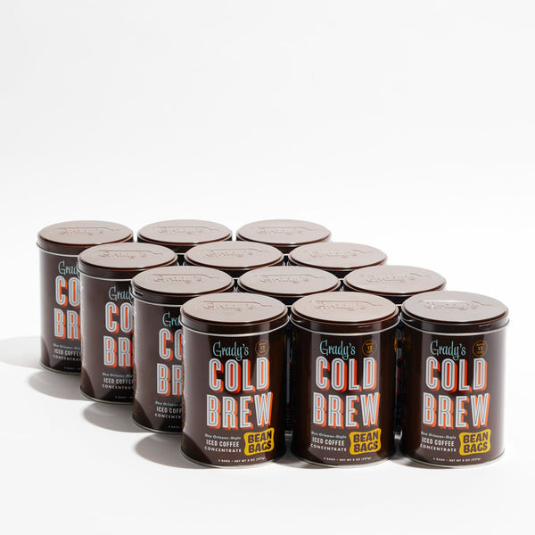 Bean Bag Can - Grady's Cold Brew