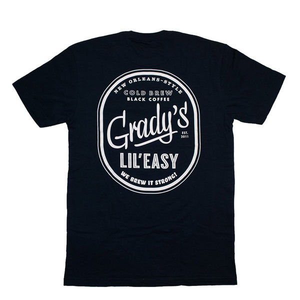 Lil' Easy Tee - Grady's Cold Brew