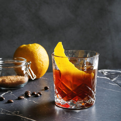 Recipe - Grady's Cold Brew Old Fashioned - Grady's Cold Brew