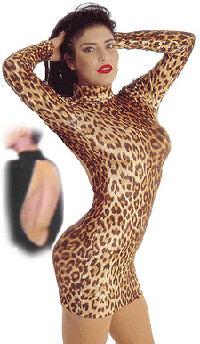 Sexy Club wear Long Sleeve Body Con Hot Body Dress by LA Kiss.com