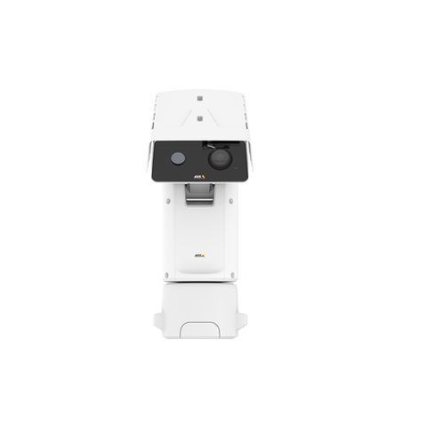 AXIS Q8742-E Zoom Bispectral PTZ Network Camera