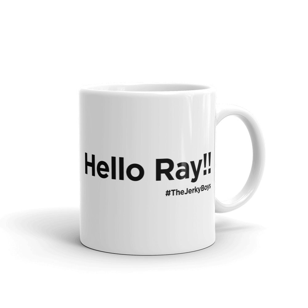 Hello Ray!! Coffee Mug