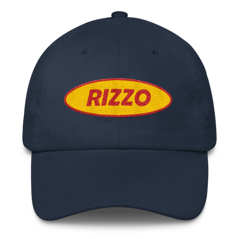 The Jerky Boys Frank Rizzo embroidered mechanic hat