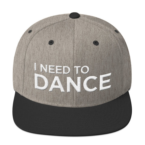 I Need to Dance