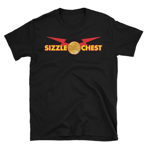 The Jerky Boys Sizzle Chest T-Shirt
