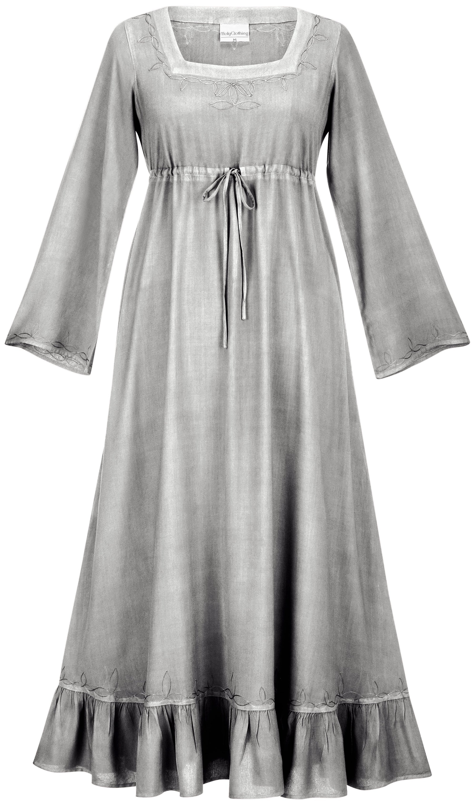129fd8de7 Luna Maxi Nightgown - HolyClothing
