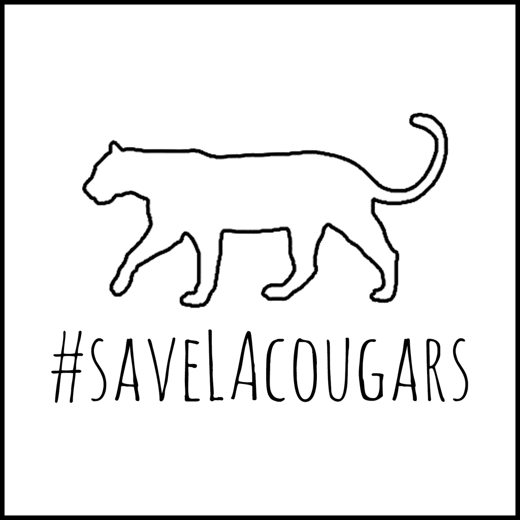 #SaveLACougar Collection