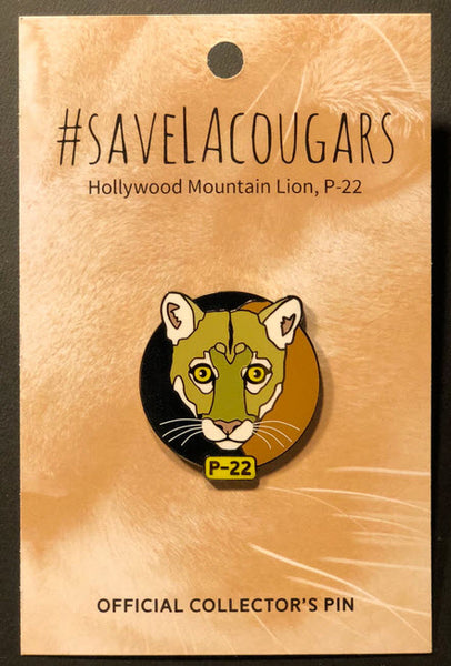 P-22 Collector's Enamel Pin