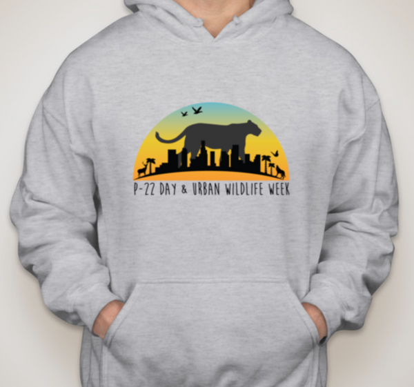 Urban Wildlife Week and P-22 Day Hoodies!