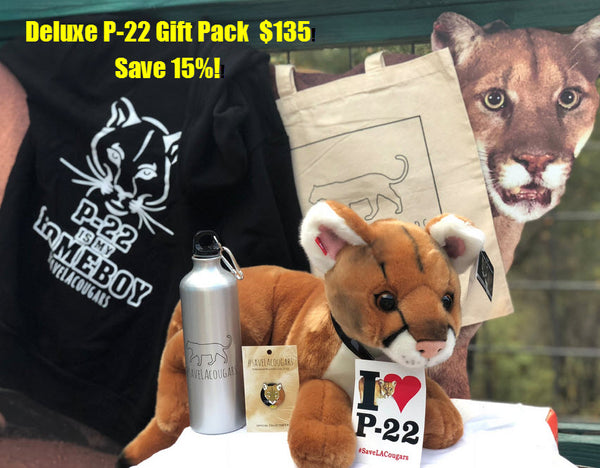P-22 Deluxe Gift Pack: SAVE 15%