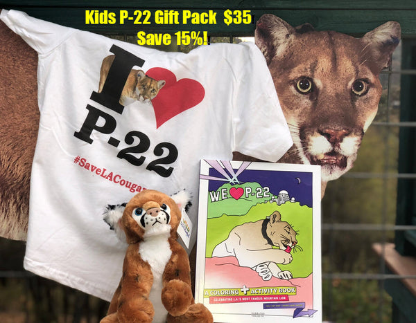P-22 Kids Gift Pack: SAVE 15%