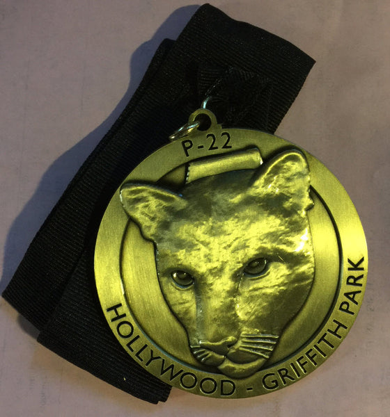 P-22 Commemorative Limited Edition Medallion