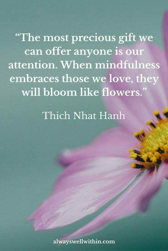 Thich Nhat Hanh's Quote
