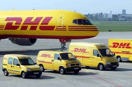 We now shiip by DHL for international customers