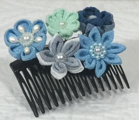 kanzashi display set 6
