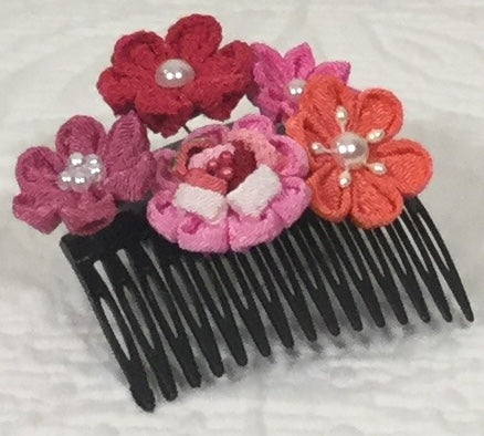 kanzashi display 3